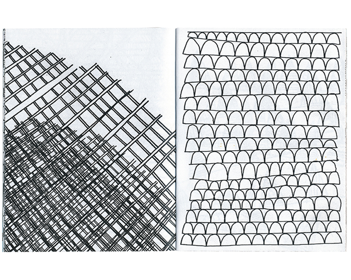 The Road Book >> Patterns | Nigel Peake